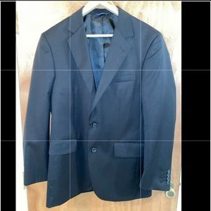Black Arrow Suit Jacket